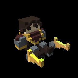 Dinky Desperado Hat Style Trove - Minecraft desperado hauser